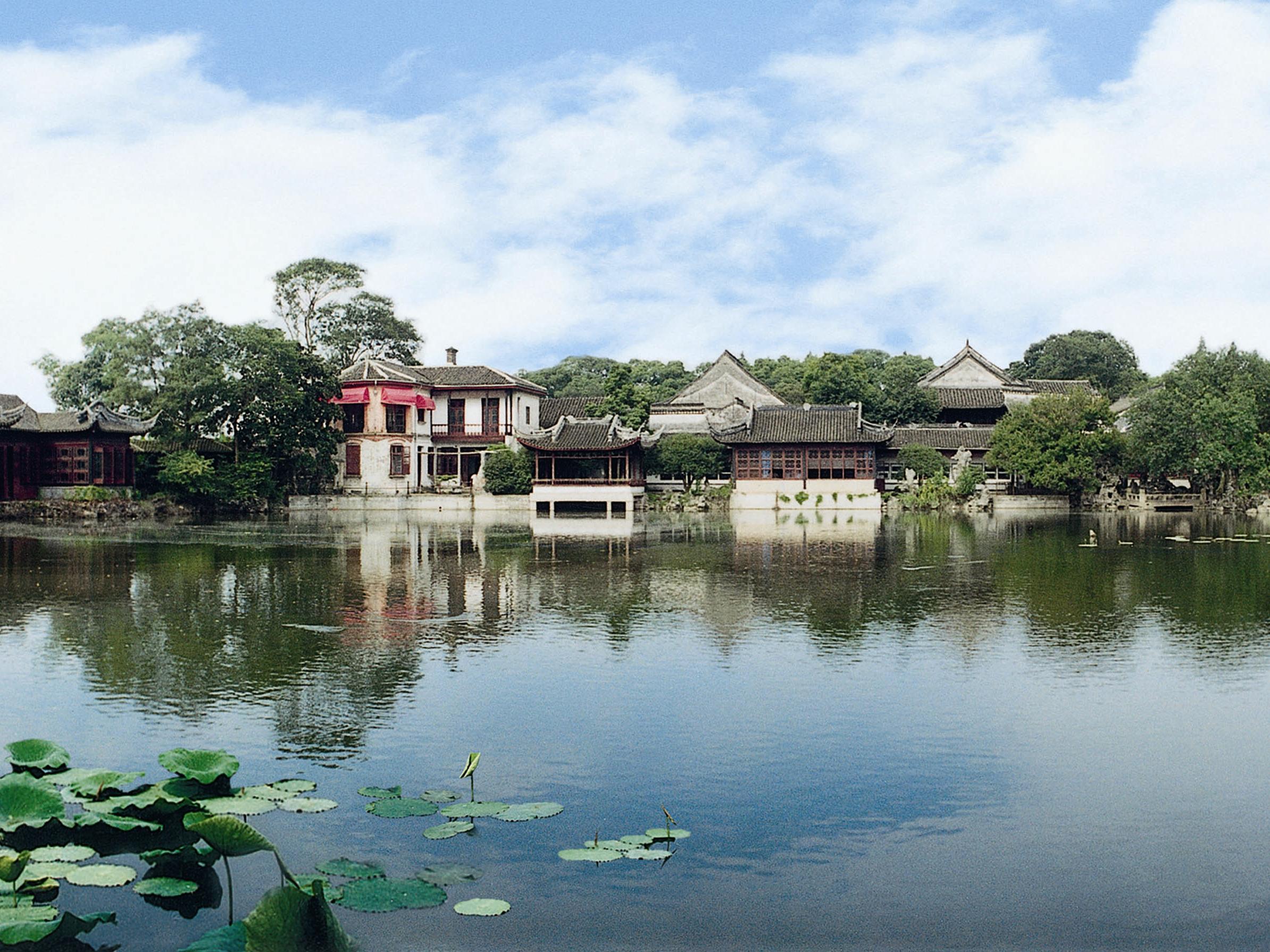 上海周边旅游景点_线路