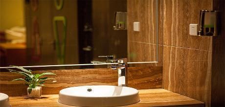 宾馆洗手池装修效果图
