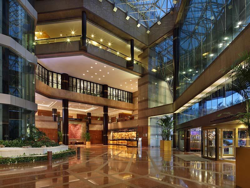 大堂lobby(夜)
